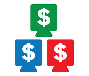 bulk pricing icon